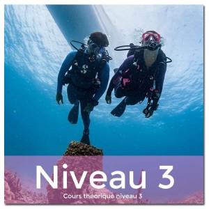 COURS NIVEAU 3 FFESSM