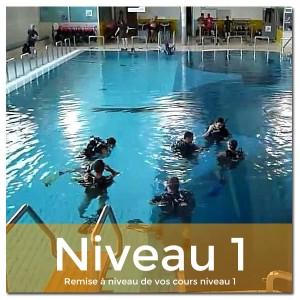 REMISE A NIVEAU : cours niveau 1