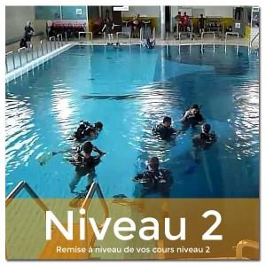 REMISE A NIVEAU : niveau 2 et +