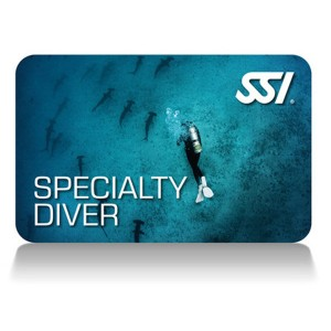 SPECIALTY DIVER SSI