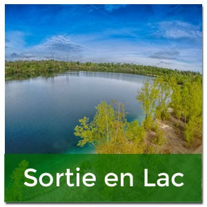 Sortie en lac
